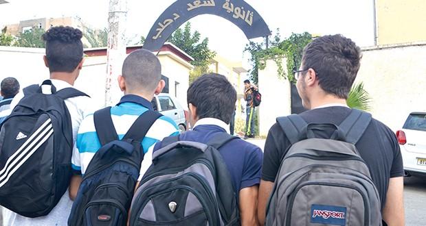 #grève_éducation_algerie