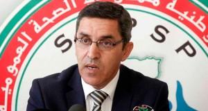 Lyes Merabet, président du SNPSP