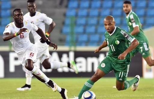 L'Algérie est éliminée de la CAN 2017