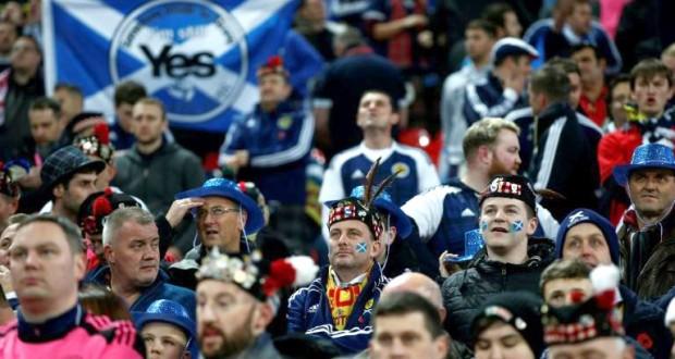 «Tout sauf l'Angleterre» La rivalité footbalistique au Royaume-Uni a la vie dure