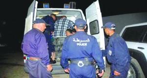 Arrestaiton en algérie