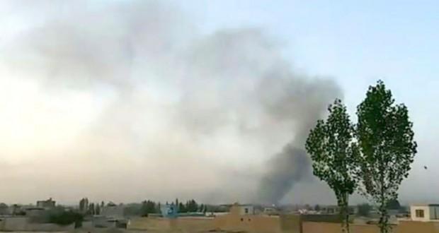 Bataille pour Ghazni, envahie par les talibans