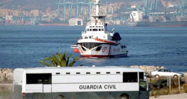 L'Espagne accueille un nouveau bateau