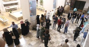 Le musée d'Idleb rouvre ses portes