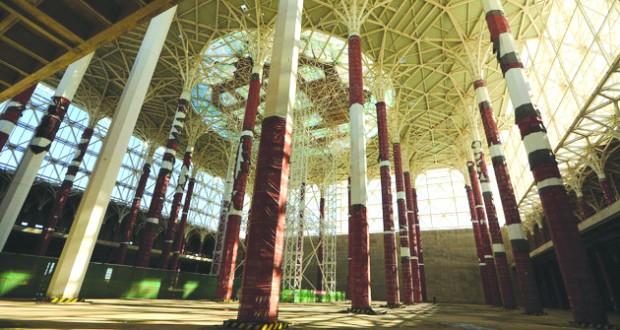 Grande mosquée d alger les travaux avancent à un rythme acceptable