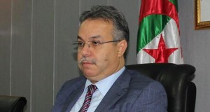 Abdelwahid Temmar, ministre de l'Habitat, de l'Urbanisme et de la Ville