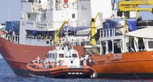 Nouvelle errance pour l'Aquarius en Méditerranée