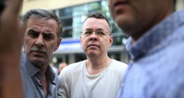 Pasteur américain détenu en turquie