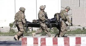 Trois soldats de l'Otan tués dans un attentat-suicide