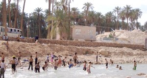 berges d'Oued Sidi Zarzour