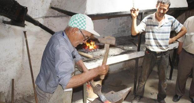 fête de la forge à Ihitoussène