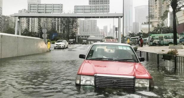 49 morts aux Philippines Le typhon Mangkhut sème le chaos à Hong Kong