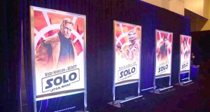 "STARS Stars And Filmmakers Hold L.A. Press Conference for ""SOLO: A Star Wars Story"""