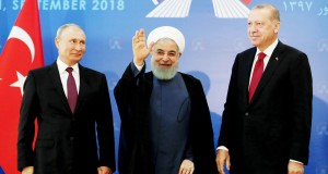 IRAN-TURKEY-RUSSIA-SYRIA-CONFLICT-DIPLOMACY-SUMMIT