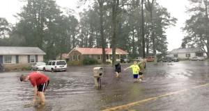 Etats-UnisLes inondations menacent toujours le sud-est