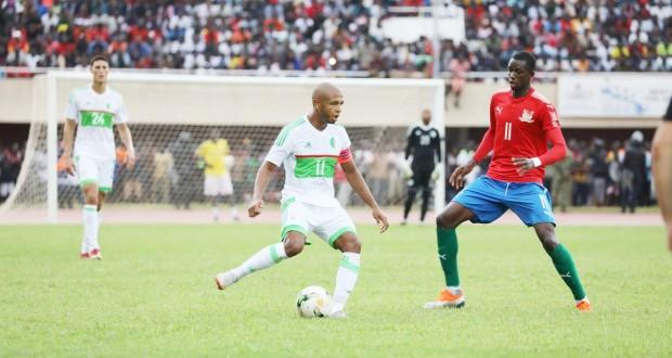 Gambie-Algérie Brahimi