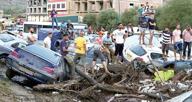Innondations à Constantine
