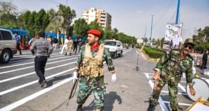 Iran Un attentat contre un défilé militaire fait plusieurs morts