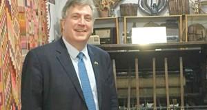 John Desrocher  Ambassadeur américain à Alger