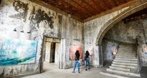 Liban Des peintures redonnent vie au passé mythique d'un hôtel