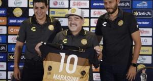 Maradona entraîneur au Mexique - une renaissance