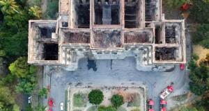 BRAZIL-FIRE-MUSEUM-ARTERMATH