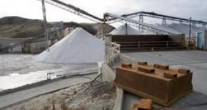 Nouvelle raffinerie de sel