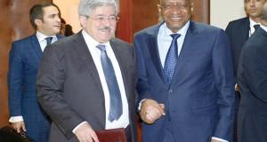 Ouyahia au Mali