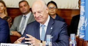 Pourparlers de paix sur la Syrie
