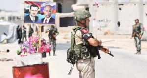 Syrie Washington résigné à la victoire d'Assad
