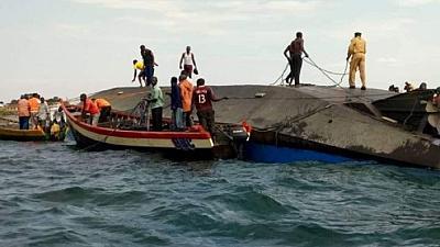 Tanzanie - Le naufrage sur le lac Victoria fait 131 morts