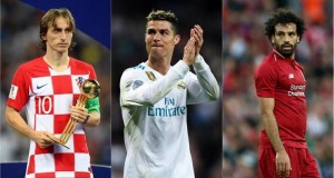 Trophées Fifa 2018
