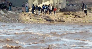 Une personne emportée par les eaux d'un oued à Aïn Defla