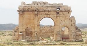 site archéologique Diana Veteranorum Batna