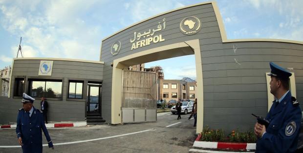Algeria, Algiers: Afripol Heaquarters (2015/12/13)