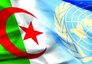 Algérie-Onu