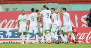 Bénin-Algérie joie