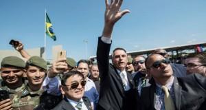 Bolsonaro dopée par les réseaux sociaux