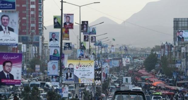 Député en Afghanistan
