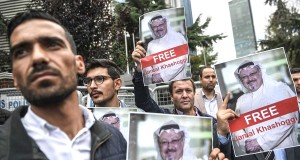 Disparition de Khashoggi