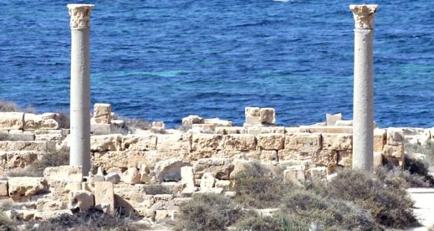 Libye Le patrimoine antique menacé par les combats et les pillages