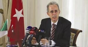 Mehmet Poroy, ambassadeur de la République de Turquie à Alger