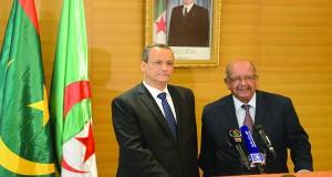 Messahel-Ismaïl Ould-Cheïkh Ahmed