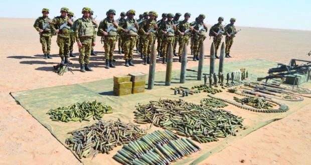 P 24 - terrorisme- ANP Armes-