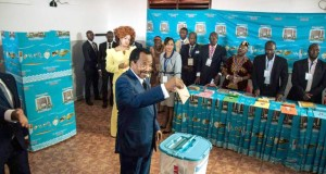 Paul Biya réélu, Kamto se dit toujours vainqueur