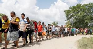 Plus de 5.000 soldats américains déployés à la frontière mexicaine