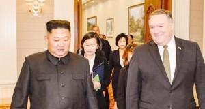 Pompeo à Séoul après avoir recontré Kim Jong Un à Pyongyang