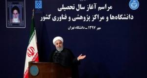 """Retrait américain de l'accord nucléaire- """"une défaite"""" pour Washington, selon Rohani"""