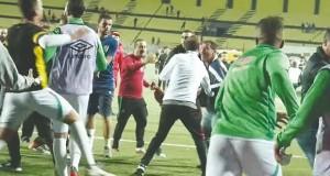 Violence dans les stades