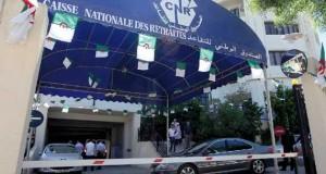 caisse nationale de retraite algerie